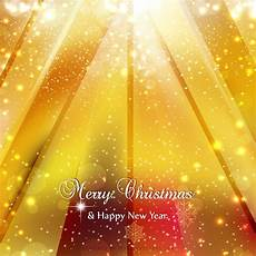 merry christmas and happy new year yellow background
