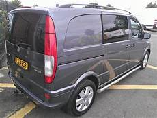 mercedes vito gebraucht 2013 mercedes vito 116 compact dualiner used