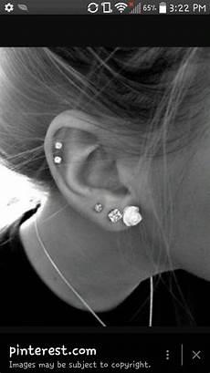piercings am ohr i this different ear piercings piercings
