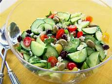 minty greek salad recipe trisha yearwood food network
