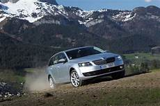 Skoda Octavia Combi 4x4 Revealed In New Images Autoevolution