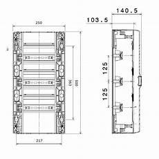 Dimension Tableau Electrique Legrand Electrom 233 Nager Et