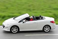 Peugeot Cabrio Neue Modelle - gebrauchte viersitzer cabrios bilder autobild de