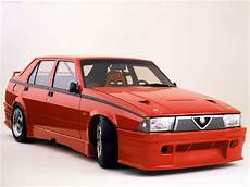 alfa romeo 75 turbo alfa romeo 75 1 8i turbo tcc 1987