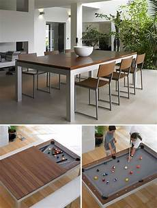 Fusion Dining Table Pool Table Pool Table Dining Table