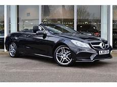used 2015 mercedes e class diesel cabriolet e220