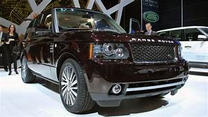 2012 Land Rover Range Autobiography Ultimate Edition