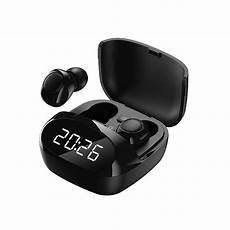 Button Wireless Bluetooth Earphone Hifi by Wholesale Bluetooth Wireless Headphones Xg29 Led Power