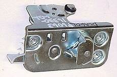 1960 1961 1962 1963 left door latch assembly chevy gmc
