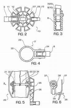 Patent Us6196242 Hanging Sun Umbrella Patents