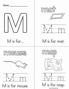 letter m worksheets for kinder 24295 m is for book from twistynoodle preschool letters free preschool printables preschool