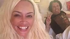 Daniela Katzenberger Ungeschminkt - daniela katzenberger ungeschminkt mit costa cordalis auf