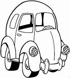 Comic Autos Malvorlagen Spielzeug Auto Ausmalbild Malvorlage Kinder
