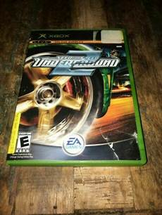 need for speed underground 2 microsoft xbox 360 2004
