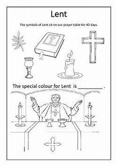 catholic kids lent and easter
