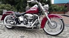 Harley Davidson Softail Heritage Deluxe Flstn 2006