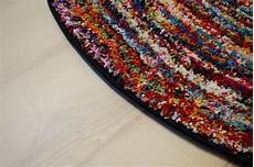 teppich rund bunt teppich rund multicolor