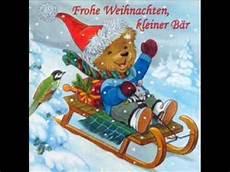 weihnachtslieder cd quot frohe weihnachten kleiner b 228 r quot