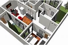Desain Rumah Sederhana 10 X 12 Meter Aryansah S Mind Trash