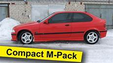 bmw e36 316i compact m pack review