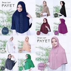 Model Jilbab Masuk Terbaru