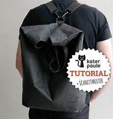 nähen mit snappap ratz fatz rucksack aus snappap mit anleitung und