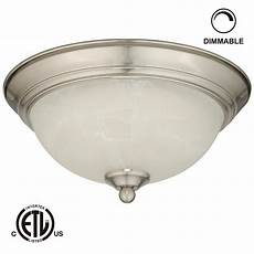 Deckenleuchte Dimmbar Led - 12w 11 inch led flush mount ceiling light dimmable led