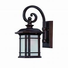 acclaim lighting somerset collection 1 light architectural bronze outdoor wall light