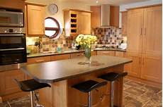 Kitchen Breakfast Bar Ireland by Houses Carrigart Self Catering Cottage In