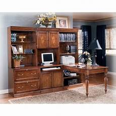 ashley home office furniture h217 24r ashley furniture home office desk return
