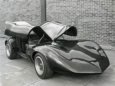 1966 Vauxhall XVR  Concept Cars Pontiac Banshee
