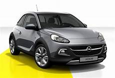 Opel Adam Farben - opel adam rocks 2019 couleurs colors