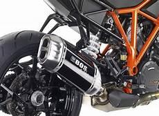 Bos F 252 R Ktm Duke Motorrad News