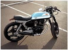 Honda Cb 400 N Cafe Racer Sitzbank