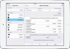 pdf invoicing for ipad iphone and mac easyinvoice