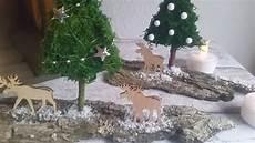 Weihnachts Winter Deko Einfach Selber Basteln