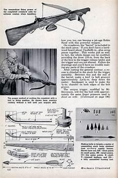 Crossbow Plans | build a hunter s crossbow modern mechanix page 2