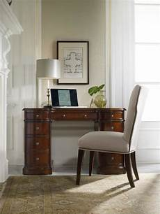 home office furniture atlanta knee hole desk by hooker furniture traditional home
