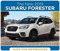 new 2019 subaru models features details model research