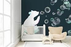 papier peint chambre enfant ours 224 bulles