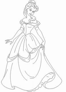 Prinzessin Malvorlagen Zum Ausmalen Ausmalbilder Prinzessin Templates