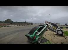 dirt 4 rallycross dirt 4 rallycross crashes