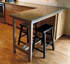 Counter Add On by Home Dzine Kitchen Build A Countertop Extension