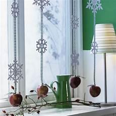 Fensterdeko Selber Machen - bezaubernde winter fensterdeko zum selber basteln