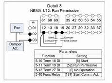 danfoss vfd relay delay settings incontrol