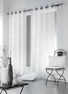 castorama rideaux et voilages 2 supports sans percage colours quadra blanc 216 28 mm