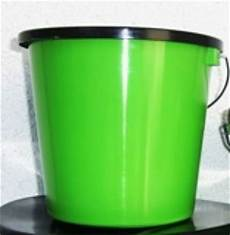 3er set futtereimer 5 liter inklusive deckel mit