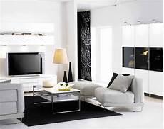 wohnideen f 252 r 180 s wohnzimmer simply modern schwarz und weiss