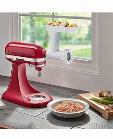 Kitchenaid Food Grinder by Kitchenaid Fga Food Grinder Stand Mixer Attachment Small