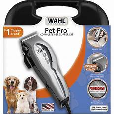 wahl deluxe chrome pro home haircutting kit model 79524 5201 walmart com